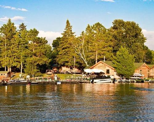 Resort Map Lake Kabetogama Lodge Northern Lights Resort
