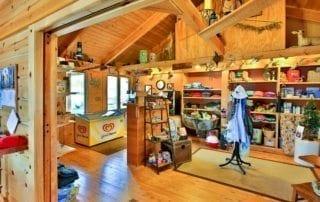 NLRO gift shop interior.